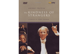 André Previn - The Kindness Of Strangers - (DVD)