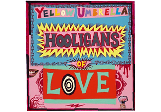 Yellow Umbrella - Hooligans Of Love (Lim.Ed./+Download) - (Vinyl)