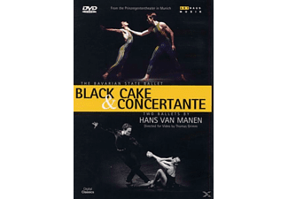 VARIOUS - Black Cake/Concertante - (DVD)
