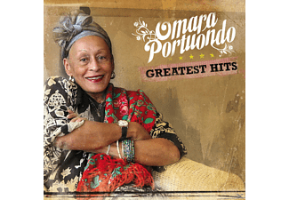 Omara Portuondo - Greatest Hits - (CD)