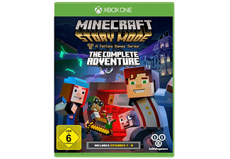 Minecraft Story Mode - The Complete Adventure - Xbox One