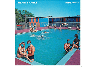 I Heart Sharks - Hideaway (LP+DL) - (LP + Download)