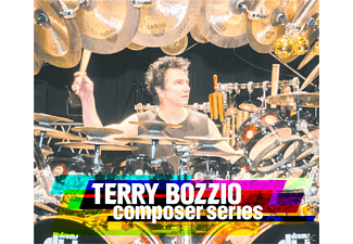 Terry Bozzio - Composer Series - (CD + Blu-ray Disc)