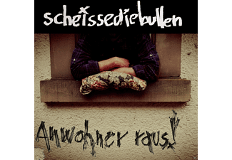 Scheissediebullen - Anwohner Raus! (+Download) [LP + Download]