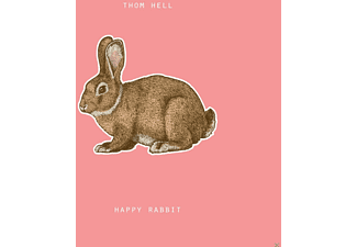 Thom Hell - Happy Rabbit - (Vinyl)