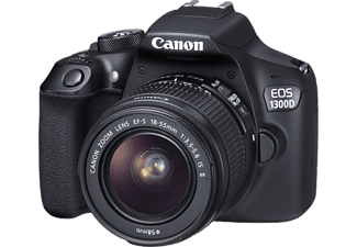 CANON EOS 1300D 18-55 IS - (1160C027AA)