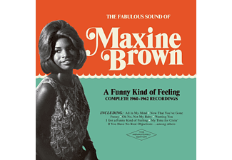 Maxine Brown - A Funny Kind of Feeling: Complete 1960-1962 Recordings (CD)