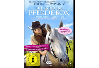 Die grosse Pferdebox No. 1 D (Lucky/Moondance) - (DVD)