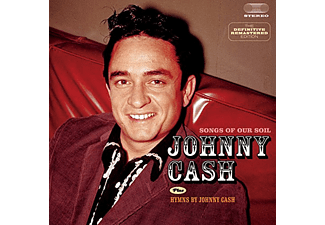 Johnny Cash - Songs of Our Soil/Hymns by Jonny Cash (CD)