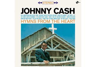 Johnny Cash - Hymns from The Heart (Limited Edition) (Vinyl LP (nagylemez))