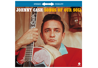 Johnny Cash - Songs of Our Soil (Vinyl LP (nagylemez))