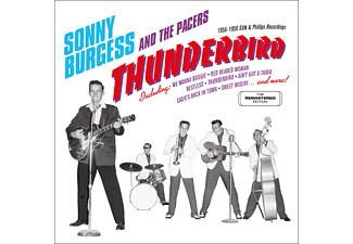 Sonny Burgess & the Pacers - Thunderbird: 1956-1959 Sun & Phillips Recordings (CD)