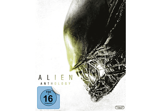 Alien Anthology 1-4 Innopack  (Exklusiv) [Blu-ray]