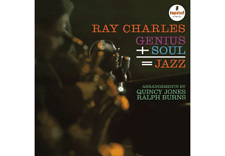 Ray Charles - Genius + Soul = Jazz (CD)