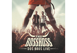 The BossHoss - Dos Bros Live - (CD + DVD Video)