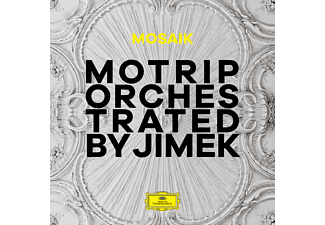 Motrip - Mosaik-Orchestrated By Jimek (Ltd.Deluxe Edt.) - (CD + DVD Video)