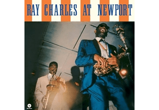 Ray Charles - At Newport (Vinyl LP (nagylemez))