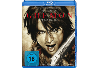 The Legend of Goemon - Special Edition (2 Discs) - (Blu-ray)