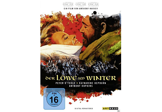 DER LÖWE IM WINTER (DIGITAL REMASTERED) - (DVD)