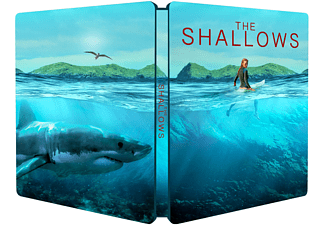 The Shallows - Gefahr aus der Tiefe (Exklusive Steelbook-Edition) - (Blu-ray)