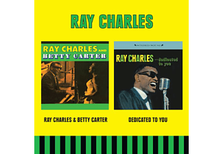 Ray Charles - Ray Charles and Betty Carter/Dedicated to You (CD)