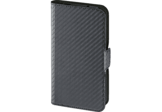 HAMA Smart Move - Carbon, Bookcover, Universal, High-Tech-PU, Grau
