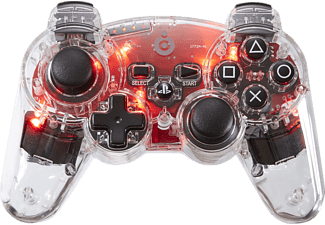 BIGBEN PS3 RF-Backlight Controller Rot, Controller