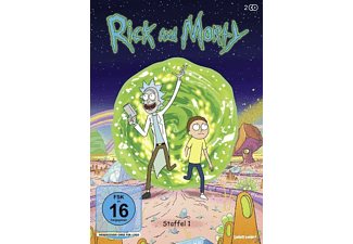 Rick & Morty - Staffel 1 - (DVD)