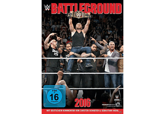 Battleground 2016 [DVD]