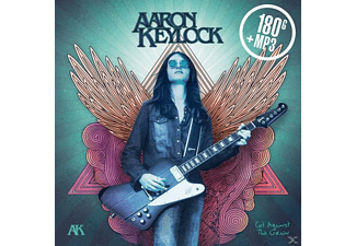 Aaron Keylock - Cut Against The Grain (180 Gr.LP+MP3) - (LP + Download)