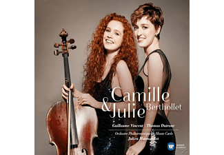 - Camille & Julie Berthollet - (CD)
