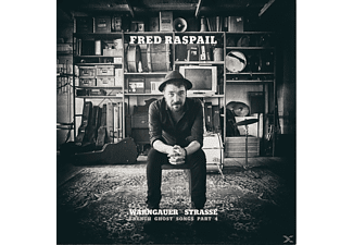 Fred Raspail - Warngauer Strasse (180gr.+Download) - (Vinyl)