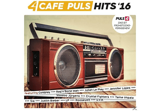 VARIOUS - Cafe Puls Hits 2016 - (CD)