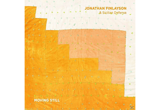 Jonathan Finlayson And Sicilian Defense - Still Moving - (CD)