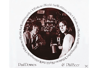 Paul & Phil Beer Downs - Life Ain't Worth Living In The Old Fashioned - (CD)