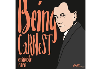 Ensemble Raro - Being EaRNeST - (CD)