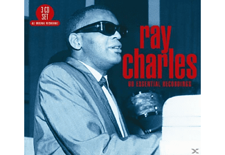 Ray Charles - 60 Essential Recordings - (CD)