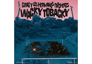 G.Rag Y Los Hermanos Patchekos - Wacky Tobacky [CD]