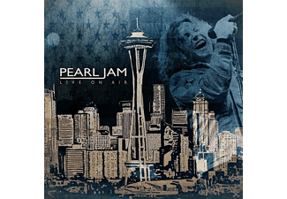 Pearl Jam - Live On Air - (CD)