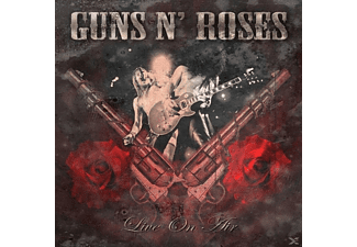 Guns N' Roses - Live On Air - (CD)