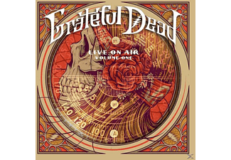 Grateful Dead - Live On Air-Vol.1 [CD]