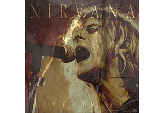 Nirvana - Live On Air - (CD)