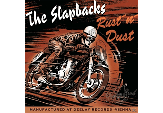 The Slapbacks - Rust'n'Dust [CD]