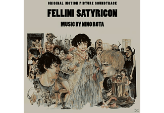 Nino Rota - Fellini Satyricon Soundtrack - (CD)