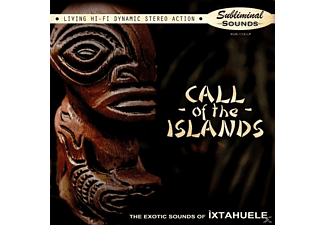 Ixtahuele - Call Of The Islands - (CD)