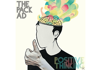 The Pack A.D. - Positive Thinking - (CD)