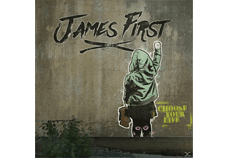 James First - Choose Your Life - (CD)