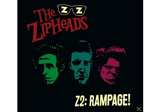 The Zipheads - Z2:Rampage! - (CD)