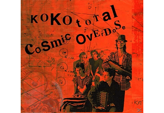 Cosmic Overdose - Koko Total - (CD)