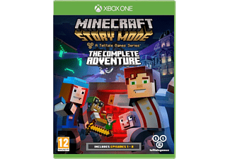 Minecraft: Story Mode - The Complete Adventure (Episod 1-8) Xbox One